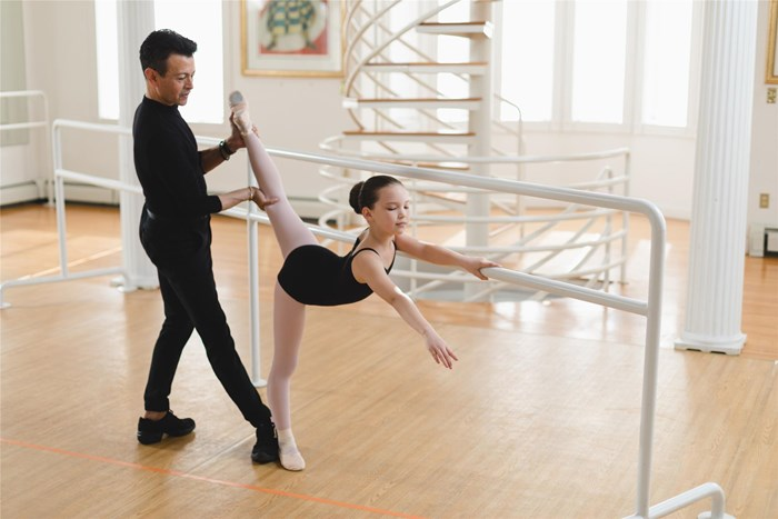 Ballet Private Lesson